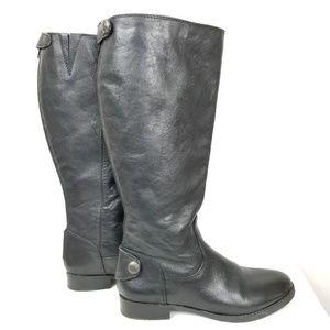 Arturo Chiang Shoes - Arturo Chiang Fierce Leather Riding Boot 8 M WCalf